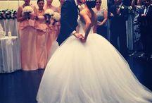 Bride Clotilde / Full Princess gown