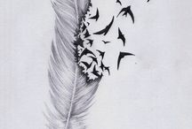 Angel & Wing Tattoo Ideas / Angel wings