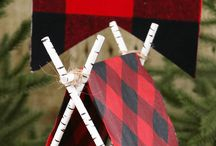 Lumberjack Party Ideas // Michelle's Party Plan-It / Easy Lumberjack Party Ideas, recipes and crafts for your next Lumberjack themed event!