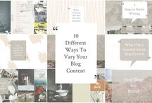 Blogging Tips For Every Blogger / Blogging tips every blogger should know and blogging tips for new and aspiring bloggers.
