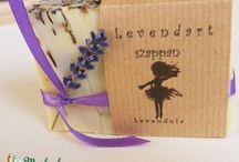 Szappan / Kézműves szappanok egyedi illattal, és textúrával.