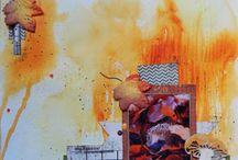 Autumn. Осеннее настроение / Осенняя тема в работах с использованием продукции C.H.E.A.P.-Art. Декупаж, скрапбукинг и кардмейкинг. Decoupage, scrapbooking&cardmaking