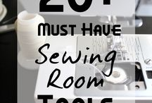 20+ MUST HAVE SEWING ROOM TOOLS