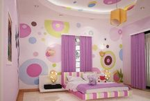 girls bedroom....