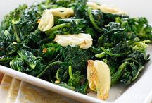Vegetable & Potato Sides / by Stephanie Sterling