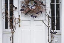Halloween exteriors