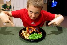 Cooking With Kids / Fun ideas and recipes to cook with your kids. make them a part of the process!