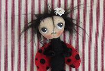 Valentine Ladybugs