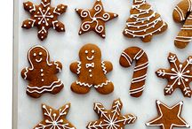 Gingerbread selection