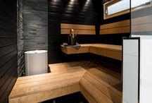 Sauna+Bathroom