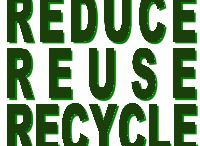 Recycling and decluttering / Stuff and things and things and stuff, doo-dah, doo-dah!  / by Kitty Ballistic