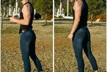 Jeans ajustados skinny