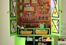 For 'project organize the homeshool supplies'