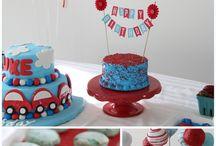Anniversaire Cars / Des idées pour réaliser l'anniversaire de votre enfant sur le thème du film d'animation Cars… (Kids birthday Disney Cars)