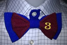 Bow ties with sport players numbers / Get your team's bow tie to show full support and great respect. BETOLLI is a perfect combination of comfort and daring. Excellent fit for original and sophisticated. It's so you! Custommade orders for colors, embroidery and sizes - at info@betolli.com Check out our many other bow ties at http://betolli.com/en/bowties/