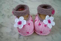Baby Shoes/Booties