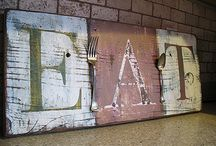 DIY & Craft Ideas / by Shelley Conyers