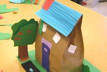 papírový dům