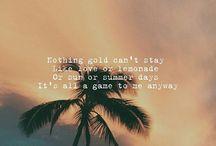 #Lana Del Rey Lyric