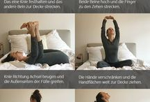 morning excise stretches