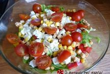 σαλάτες!!