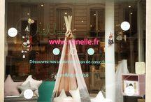Baby Shop Front Visual Displays