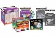 Language Arts Books & Teaching Materials / Language arts teaching books and materials currently on sale up to 30% off.  FREE SHIPPING on orders $75 & over. / by O'Block Books & Teaching Materials