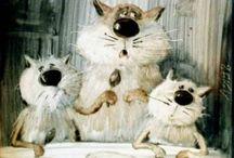 Кошки (Ярышкин Анатолий)