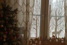 Window / New year