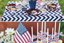 July 4th Celebration / All American