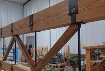 wood construction