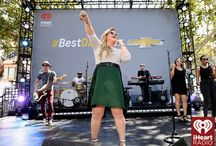 Kelly Clarkson Gives Surprise Concert On #BestDayEver / Kelly Clarkson for Chevrolet's Best Day Ever with iHeartRadio at The Grove Los Angeles / by iHeartRadio