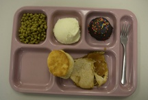 Lunch trays