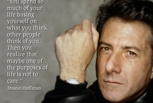 "Actors' Wisdom / ""I always tell the truth. Even when I lie."" - Al Pacino"