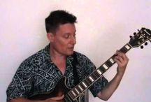 Jazz Guitar Chord Videos / Teaching Jazz Guitar Chords, one video at at time!