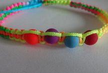 modèle de bracelet en perle