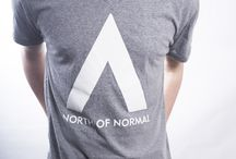 Fargo North of Normal Merch / If you love the Fargo-Moorhead-West Fargo community, and you're proud to be NORTH OF NORMAL, you probably need some of our merch.