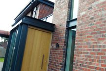Self Build Homes / Self-build homes designed by Croft Architecture Limited.
