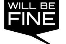 Willbefine / Logo Willbefine