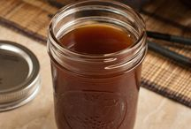 Recipes - You Saucey Thing / Sauce recipes to take your meal from ok to yum in no time flat. Make the ordinary, extraordinary with a sauce on the side...