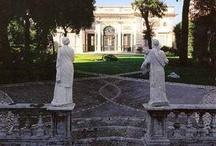Décor à Rome XVIIème s.