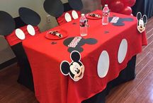 mickey mouse baby shower ideas