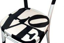 Street Art Chairs