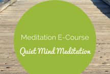 Meditation Classes & Events / Quiet Mind Meditation aim to share meditation with the world .. because meditation is a life skill that everyone should learn.