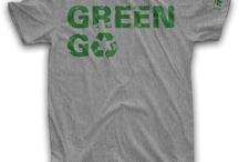 Go Green! / by powbab