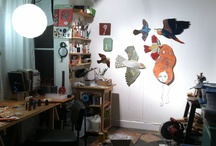 Creative space, working s