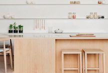 I N T E R I O R - kitchen
