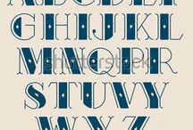 Design - Lettering
