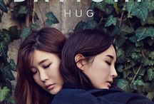 """Davichi / Davichi (Hangul: 다비치) is a South Korean pop-ballad duo that consists of Lee Haeri (이해리) and Kang Minkyung (강민경). The duo was formed in 2008 by Mnet Media. Davichi was derived from the word """"Dabichi"""" which means the light to shine over the world, illustrating their voices to be spread over the world, explained by Lee Haeri during one of the episodes of Pops In Seoul."""