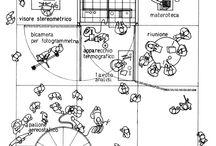 architecture diagrams / schemi e reference